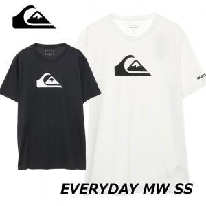 Quiksilver クイックシルバー ラッシュガード  メンズ ラッシュ Tシャツ EVERYDAY MW SS  半袖【QLY191006】|fleaboardshop