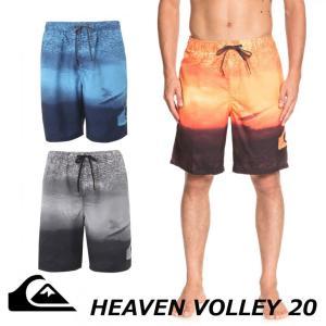 Quiksilver クイックシルバー 水着 メンズ  メンズ ボードショーツ 20インチ HEAVEN VOLLEY 20 EQYJV03435|fleaboardshop