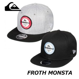 Quiksilver クイックシルバー キャップ  メンズ  CAP FROTH MONSTA AQYHA04306|fleaboardshop