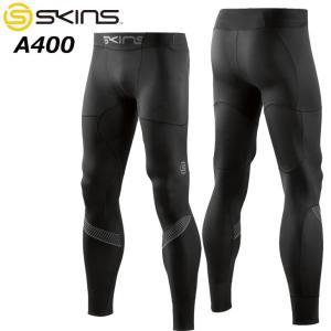 スキンズ SKINS A400 ULTIMATE  メンズ ロングタイツ (19SS)DU59010063 コンプレッション 【返品種別OUTLET】|fleaboardshop