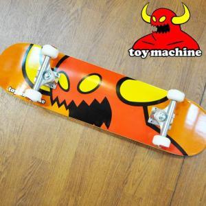 スケートボード コンプリート キッズ  TOY MACHINE トイマシーン  VICE MONSTER MINI 7.375 ヴァイスモンスターミニ fleaboardshop