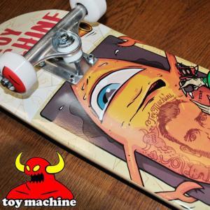 スケートボード コンプリート  TOY MACHINE トイマシーン  TEMPLETON OVERLORD 7.875 テンプルトンオーバーロード fleaboardshop