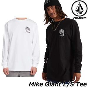ボルコム VOLCOM メンズ ロンT Mike Giant L/S Tee  A3631902 メ...