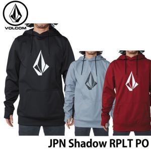 ボルコム VOLCOM 撥水パーカー JPN Shadow RPLT PO G2402000ship...