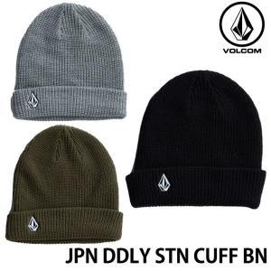 19-20 ボルコム VOLCOM メンズ ビーニー JPN DDLY STN Cuff BN J5...