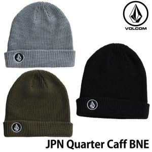 19-20 ボルコム VOLCOM メンズ ビーニー JPN Quarter Cuff BNE J5...