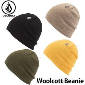 19-20 ボルコム VOLCOM メンズ ビーニー Woolcott BeanieJ5852002...