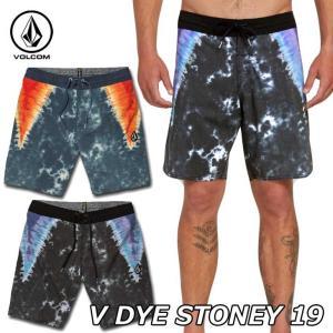 volcom ボルコム サーフパンツ V Dye Stoney 19 メンズ ボードショーツ A0811900 【返品種別OUTLET】 fleaboardshop
