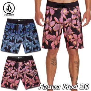 volcom ボルコム サーフパンツ Fauna Mod 20  メンズ ボードショーツ A0811917  【返品種別OUTLET】 fleaboardshop