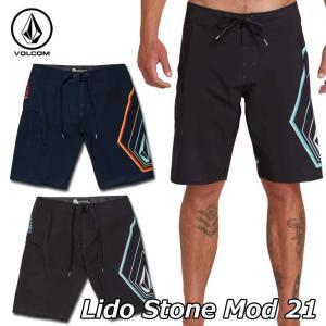 volcom ボルコム サーフパンツ Lido Stone Mod 21 メンズ ボードショーツ A0811921 【返品種別OUTLET】 fleaboardshop