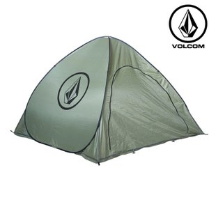 volcom ボルコム ポップアップテント  Circle Stone Tent  japan D67119JC ship1|fleaboardshop