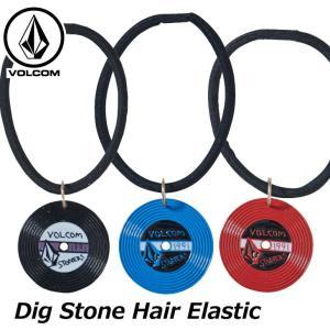 volcom ボルコム レディース ヘアゴム  Dig Stone Hair Elastic  japan E67119JB fleaboardshop