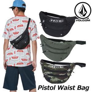 volcom ボルコム ウエストバッグ  Pistol Waist Bag  japan D65119JC  ship1|fleaboardshop