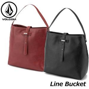volcom ボルコム レディース ハンドバッグ  Line Bucket  E6411952  ship1 fleaboardshop