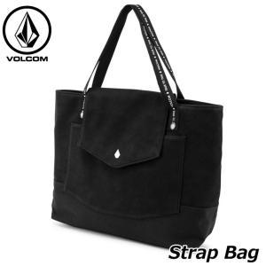 volcom ボルコム レディース トートバッグ  Strap Bag  E6411954  ship1 fleaboardshop