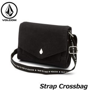 volcom ボルコム レディース ショルダーバッグ  Strap Crossbag  E6411955  ship1 fleaboardshop