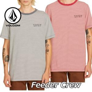 volcom ボルコム tシャツ Feeder Crew メンズ 半袖 A0111900 【返品種別OUTLET】 fleaboardshop
