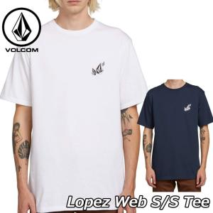 volcom ボルコム tシャツ Lopez Web S/S Tee メンズ 半袖 A3511908...