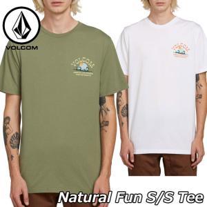 volcom ボルコム tシャツ Natural Fun S/S Tee メンズ A5011903半...