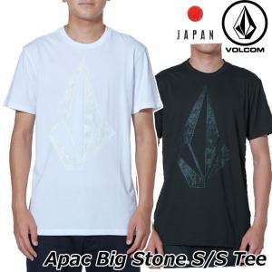 volcom ボルコム tシャツ Apac Big Stone S/S Tee メンズ Japan半袖 AF5119G0 【返品種別OUTLET】 fleaboardshop