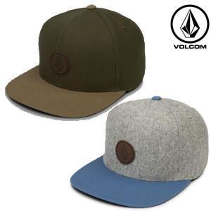ボルコム キャップ volcom メンズ Quarter Fabric Hat スナップバック D5...