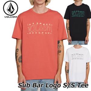 volcom ボルコム tシャツ メンズ Sub Bar Logo S/S Tee 半袖 A5021900 【返品種別OUTLET】 fleaboardshop