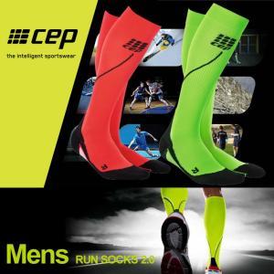 CEP (シーイーピー )コンプレッション ソックス メンズランソックス 2.0  「メール便不可」【返品種別】|fleaboardshop