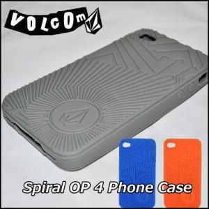 VOLCOM ボルコム  i phone ケース 4/4sSpiral OP 4 Phone Case アイフォンケース おススメアイテム メール便可|fleaboardshop