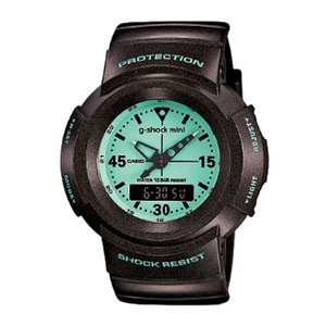 G-SHOCK mini g-shock mini Gショック ミニ GMN-500-5BJR カラー BROWN/MINTGREEN  日本正規品|fleaboardshop