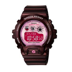 カシオ G-SHOCK MINI Gショック ミニ GMN-692-5JRカラーBROWN/PINK  日本正規品|fleaboardshop