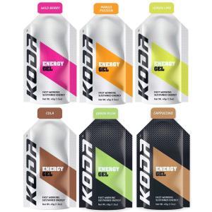 SHOTZ ショッツ エナジージェル 各味1個計 6個 セットエネルギー持続性が高い 持久系スポーツ...