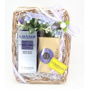 ロクシタン ギフトセット ラベンダー ソープ ハンドクリーム 女性 バレンタイン 誕生日 プレゼント お礼 お返し お祝い fleur-de-camelia2