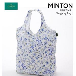 MINTON ミントン ハードウィック エコバッグ 折りたたみバッグ ショッピングバッグ コンパクト イギリス 高級 ブランド メール便可|fleur-de-camelia2