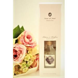 Lothantique ロタンティック アロマ ローズエモアの香り ルームフレグランス 室内芳香剤 フランス 高級 アロマブランド|fleur-de-camelia2