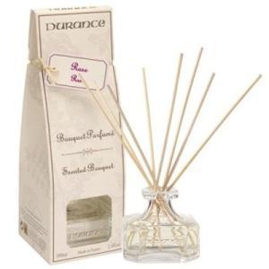 デュランス 芳香剤 アロマオイル ルームフレグランス スティックタイプ ローズ 女性 誕生日プレゼント お礼 お返し お祝い|fleur-de-camelia2