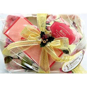 キャステルベル CASTELBEL オリジナル ギフトセット ローズ ソープ ハンドクリーム 女性 誕生日プレゼント お礼 お返し お祝い|fleur-de-camelia2