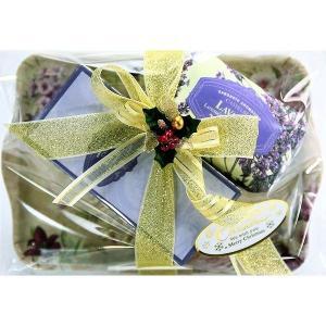 キャステルベル CASTELBEL オリジナル ギフトセット ラベンダー ソープ ハンドクリーム 女性 誕生日プレゼント お礼 お返し お祝い|fleur-de-camelia2