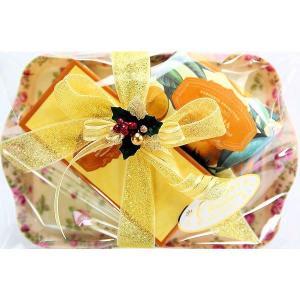 キャステルベル CASTELBEL オリジナル ギフトセット オレンジ ソープ ハンドクリーム 女性 誕生日プレゼント お礼 お返し お祝い|fleur-de-camelia2
