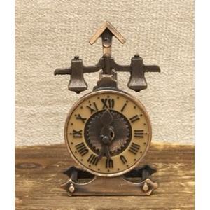 鉛筆削り アンティーク 時計 置物 雑貨 インテリア小物 ギフト 誕生日プレゼント お礼 お返し お祝い|fleur-de-camelia2