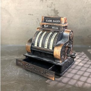 鉛筆削り アンティーク レジ キャッシャー 置物 雑貨 インテリア小物 ギフト 誕生日プレゼント お礼 お返し お祝い|fleur-de-camelia2