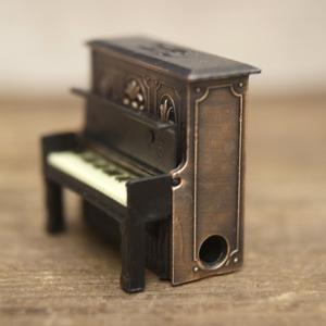 鉛筆削り アンティーク ピアノ インテリア小物 雑貨 ギフト 誕生日プレゼント お礼 お返し お祝い|fleur-de-camelia2