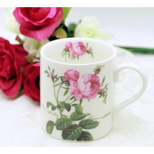 マグカップ ギフトボックス入り ルドゥーテ ダブルローズ 女性誕生日 プレゼント ギフト お礼 お返し お祝い fleur-de-camelia2