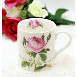 マグカップ ギフトボックス入り ルドゥーテ シングルローズ 女性誕生日 プレゼント ギフト お礼 お返し お祝い fleur-de-camelia2