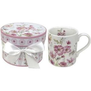 マグカップ ギフトボックス入り ピンクフラワー 女性誕生日 プレゼント ギフト お礼 お返し お祝い fleur-de-camelia2