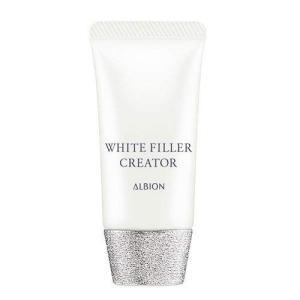 アルビオン ホワイトフィラー クリエイター SPF35・PA+++ 30g -ALBION-