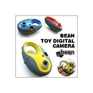 Bean(ビーン)カラビナタイプトイデジ(トイカメラ)|flgds