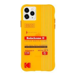 Case-Mate×Kodak iPhone 11 Pro Max  Case Kodak Vintage Kodachrome II Print|flgds