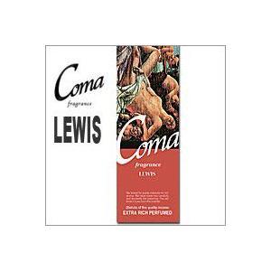 COMA コーマインセンス アマンテ LEWIS(ルイス)スティックインセンス(お香)|flgds