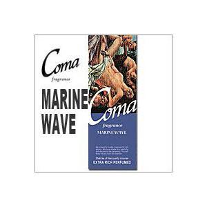 COMA コーマインセンス アマンテ MARINE WAVE(マリンウェーブ)スティックインセンス(お香)|flgds