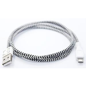 EASTERN COLLECTIVE Micro USB ケーブル(Executive)(アンドロイドスマートフォン、タブレットPC対応 充電・データ転送等用ケーブル)|flgds